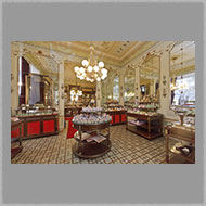 Adsy Bernart  photographer architecture photography demel coffehaouse timeout Vienna